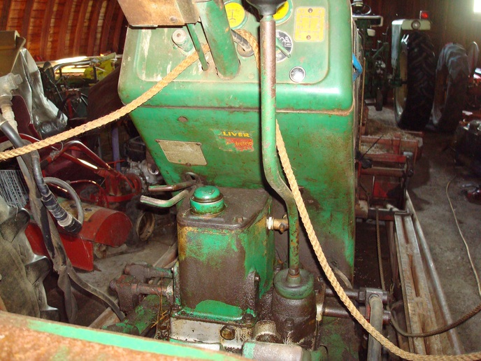 type i with no filter, but newer sower that has cast brake cover  i can't  see the sn tag  i bought it from first bought buyer across from my farm so  i've