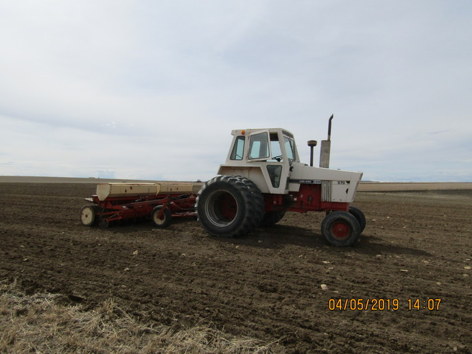 Planting Speed Yesterday S Tractors
