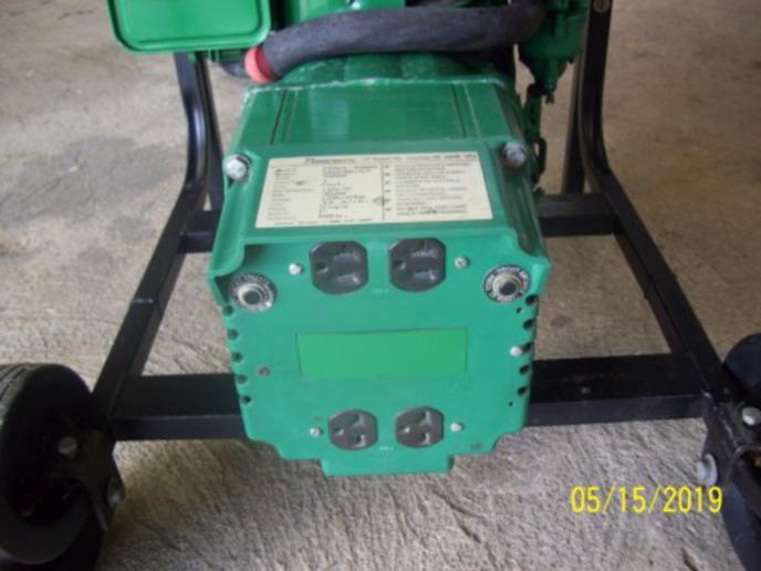 Coleman Powermate 4000 Revisited - Yesterday's Tractors