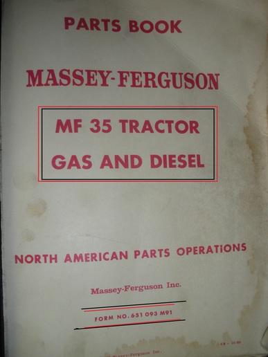 Massey 35 Perkins 3cyl cranks fine    - Yesterday's Tractors