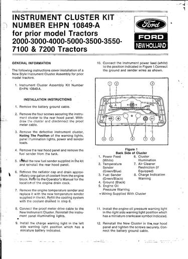 ford 3000 instrument cluster wiring diagram - wiring diagrams site  bound-hero - bound-hero.geasparquet.it  geas parquet
