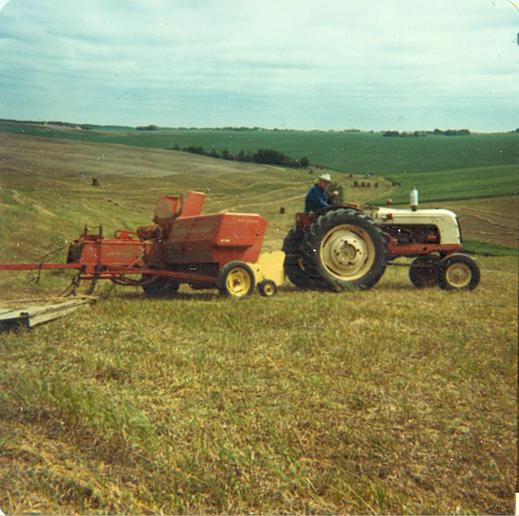 Square baler question - Yesterday's Tractors
