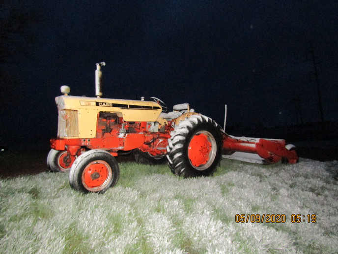 Voltage Regulator Change on Ford 4610 - Yesterday's Tractors on