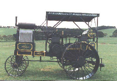 Australian Tractor Picture
