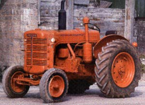 Australian Tractor Picture
