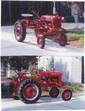 Picture of Farmall Cub