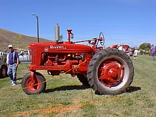 Yesterday S Tractors Tractor Profile Farmall M