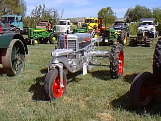 Silver King (Single Front Wheel)