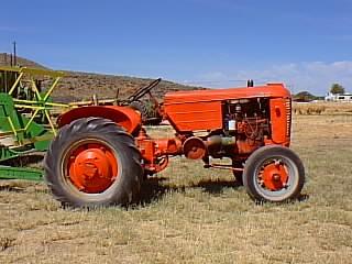 Yesterday S Tractors Tractor Profile Case Va Series