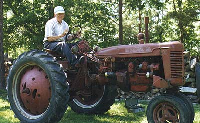 Picture of Farmall C