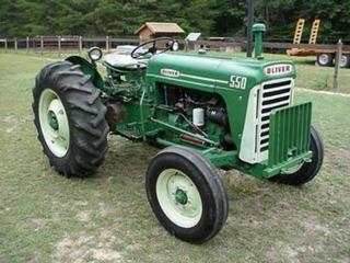 Yesterday's Tractors - Oliver 550 Clutch Overhaul Tips