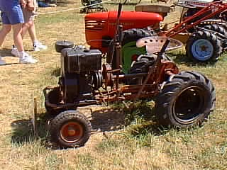 There Would Be NO New Tractors Such As