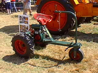 Yesterdayu0027s Tractors   Antique Garden Tractor Photos