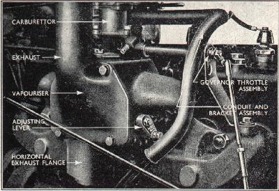 vapouriser manifold