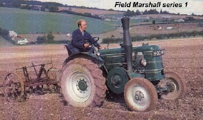 field marshall series 1