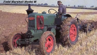 field marshall model m