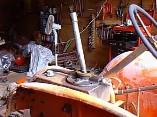 Home-made Hydraulic Pump