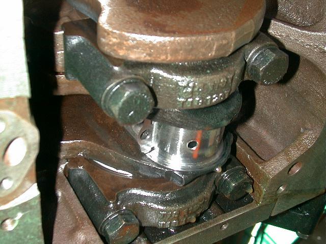 conrod bearings and bolts