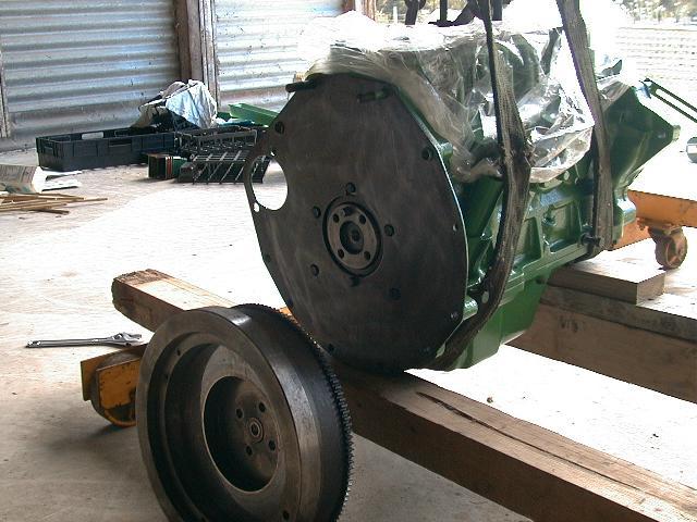 flywheel locating pin