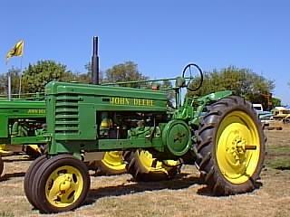 Yesterday S Tractors Tractor Profile John Deere Model H