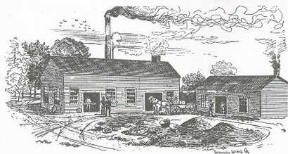 the massey foundry