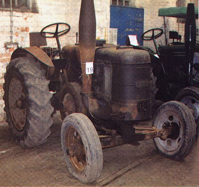 Picture of a Field Marshall Series 1