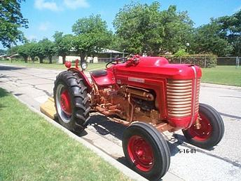 mh 50 tractor
