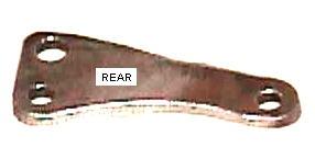 Photo of bracket without welded nut