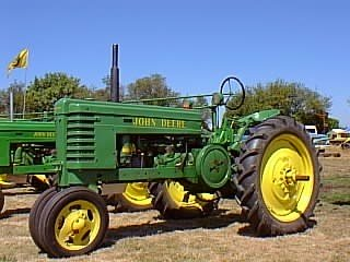 Picture of a JD Model H