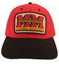 Minneapolis-Moline red and black hat