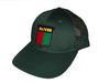Vintage Oliver green mesh hat