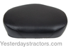 photo of Seat cushion, black. Tractors: MF50 serial number 533414 and up, MF65 serial number 692932 and up, MF150, MF165, MF175, MF180, all with serial number 9A136826 and up: MF255, MF265, MF275, MF285. Industrial: 31. Replaces 1032168M91, 1043315M91. For 31, MF150, MF165, MF175, MF180, MF255, MF265, MF275, MF285, MF50, MF65.