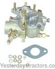 photo of This carburetor features reversible linkage. NOT FOR USE WITH BALL END TYPE LINKAGE. This Zenith carburetor outperforms the original carbs used on: 600, 620, 630, 640, 650, 660, 601, 611, 621, 631, 641, 651, 661, 671, 681, 700, 740, 750, 701, 741, 771 using Marvel Schebler TSX577, TSX551 or TSXU834 carburetors. Replaces the following OEM part numbers: EBD9510D, 310746, EBE9510D. Center to center on the 2 mounting bolts is 2 5\16 inches. Made in USA, 1 year warranty.