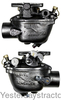 photo of This rebuilt carburetor is a direct replacement for OEM numbers matching: TSX33, TSX241B. For the following tractor models: 8N, 9N, 2N. Center-to-Center on the mounting bolts is 2 1\4 inches. Add $50.00 core charge to price (will be added after order is placed when ordering online) - you will receive instructions for returning your core for a refund if you have one available.