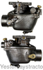 photo of This rebuilt carburetor is a direct replacement for OEM numbers matching: TSX692. For the following tractor models: 601, 701, 800, 900, 2000 EARLY, 4000 Early. Add $50.00 core charge to price (will be added after order is placed when ordering online), you will receive instructions for returning your core for a refund if you have one available.