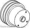 Oliver 1650 Water Pump Pulley