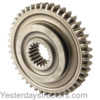 photo of This gear is 1st gear for 8 speed transmission. Replaces 520700M1, 183042M1. Gear has 44 teeth and is a 18 spline. For tractor models FE35, 1080, 1085, 135, 150, 165, 175, 180, 20, 20C, 20D, 203, 2135, 2200, 230, 235, 240, 245, 250, 253, 255, 265, 270, 275, 283, 285, 290, 298, 30, 30B, 30D, 31, 3165, 360, 362, 375, 383, 390, 390T, 40, 40B, 50, 50C, 50D, 50E, 65, (20F, 40E, 50H ALL UK MODELS), 35 GAS\DIESEL, 282 MEX.