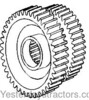 photo of This gear is 2nd and 4th, for an 8 speed transmission. Gear is 36 and 46 teeth, 18 spline. For tractor models FE35, MH50, 1080, 1085, MF11, 135, 148, 150, 155, 158, 165, 168, 175, 178, 180, 185, 188, 20, 20C, 202, 203, 204, 205, 230, 235, 240, 245, 250, 2500, 255, 265, 275, 283, 285, 290, 30, 31, 3165, 35, 40, 40B, 50C, 50D, 550, 565, 575, 590(65, 765 ALL with MULTI POWER), FE135 COVENTRY, 2135 TURF UTIL NARROW.
