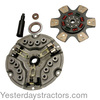 photo of This New Clutch Kit, includes 537290R91 pilot bearing, 158125C91 release bearing, 85025C2 pressure plate-10 spline, 1 5\8 inch hub-12 inch diameter, 85026C3R clutch drive disc-10 spline with 1 1\8 inch hub and 10 spline-1 1\8 inch by 10 spline 1 5\8 inch pilot tool. Fits 3210 PATRIOT, 3220, 3230, 380B LOADER, 4210, 4220, 4230, 4240, 495, 584, 585, 595, 684, 685, 695, 784, 786, 795, 884, 885, 895, 985, 995.