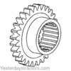 photo of This gear is 3rd speed for, 8 speed transmission. Gear has 33 teeth, 17 spline and is 5.075 inches in diameter. For tractor models FE35, MH50, TO35, 1080, 1085, 135, 148, 150, 155, 158, 165, 168, 175, 178, 180, 185, 188, 20, 20C, 20D, 20E, 202, 203, 204, 205, 2200, 230, 231, 235, 240, 240P, 245, 250, 253, 255, 265, 270, 275, 283, 285, 290, 298, 30, 304, 31, 3165, 35, 360, 362, 375, 383, 390, 390T, 40, 40B, 40E, 50, 50C, 50D, 50E, 50H, 550, 565, 575, 590, 65, 765, FE135 COVENTRY, 2135 TURF UTIL NARROW.
