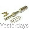 photo of PTO quick release pin fits MOST American yokes. Replaces: 1810351M91, QDK1, QDK1M.