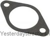 photo of Gasket, water outlet elbow. Tractors: TO35, MF35, & MF50.