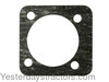 photo of Used on Used on 165UK, 168, 175UK, 178, 185, 188, 265S, 275UK, 282, 285S, 290UK, this gasket sits between the upper tube and the steering gear case.