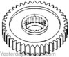 photo of 42 teeth, 20 spline. For tractor models 135 Orchard, 165, 175, 235 Orchard, 245 Orchard, 250, 255, 265, 270, 275, 282, 283, 290 UK.