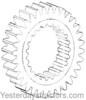 photo of 32 outer teeth, 23 splines. For tractor models 165, 175, 20E, 20F, 245, 250, 253, 255, 265, 270, 275, 282, 283, 285, 290, 30, 30B, 30D, 30E, 360, 375, 383, 390, 40, 40B, 50C.