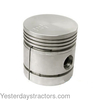 photo of Single Piston. For tractor models TEA20, TED20 both with Standard Motors 85mm Gas Engine.