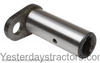 photo of Pivot pin for swept back axles. 1-3\4 inch outside diameter, 4-3\4 inches long. Has .910 inch diameter bolt hole and 1 inch diameter crank hole. Tractors: TO20, TO30, TO35, MF35, MF135 (prior to serial number 9A86902). Industrials: 20 (prior to serial number 9A86902), 2135 turf and narrow.