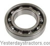 photo of Bearing, ball, for countershaft front. Also used for multi-power mainshaft front. Replaces 831469M1. For MF135, MF150, MF165, MF175, MF180, MF35, MF65, TO35