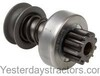 photo of Starter drive, services Delco starter: 1113198. Tractors: 544, 656, 664, 666, 2544, 2656. 12 teeth. For 2544, 2656, 544, 656, 664, 666