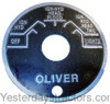 Oliver Super 88 Ignition Switch Plate
